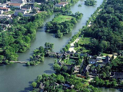 Kinijos kanalai