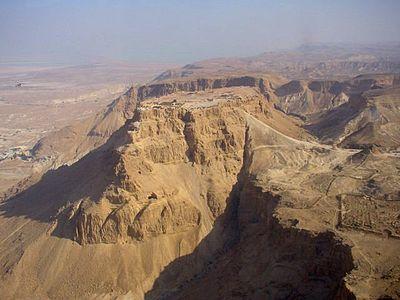 Masada Izraelyje