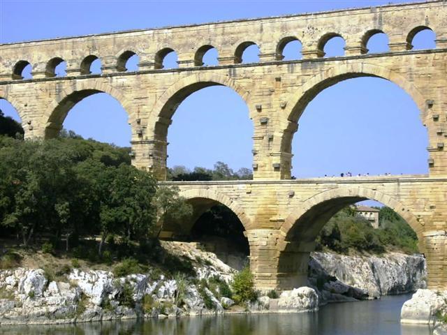 Romos akvedukai