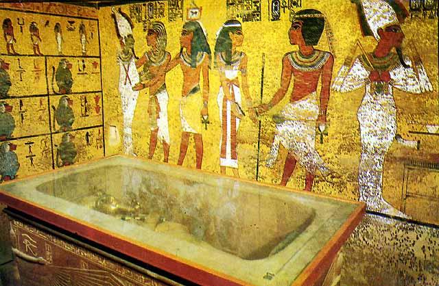Tutanchamono kapas