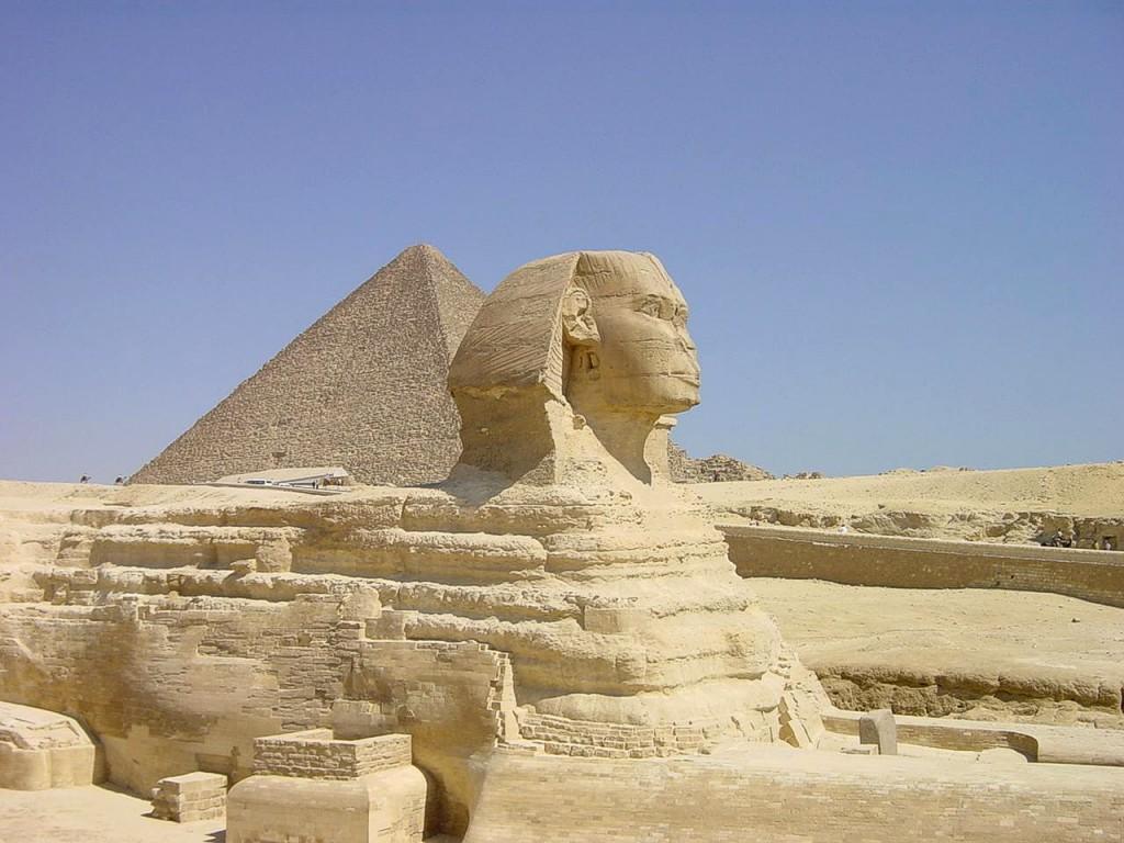 egiptas-gizos-sfinksas
